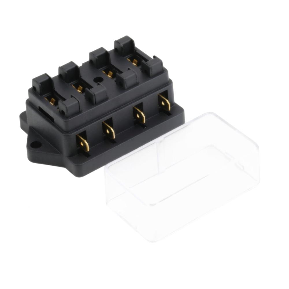 open car fuse box