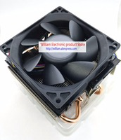 New Original For AMD Computer CPU Cooler FX8350 12V 0 32A Dual Ball Bearing 1500 3800