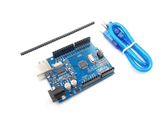 UNO R3 MEGA328P CH340 CH340G  UNO R3 + USB CABLE