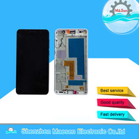M Sen LCD Screen Display Touch Digitizer With Frame For 5 0 Huawei Honor 6 H60