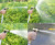Bocal Da Mangueira de Jardim Pulverizador de alta Pressão máquina de Lavar Pistola De Água com Multi Padrão Ajustável Heavy Duty Pistola Aperto Conveniente Estí