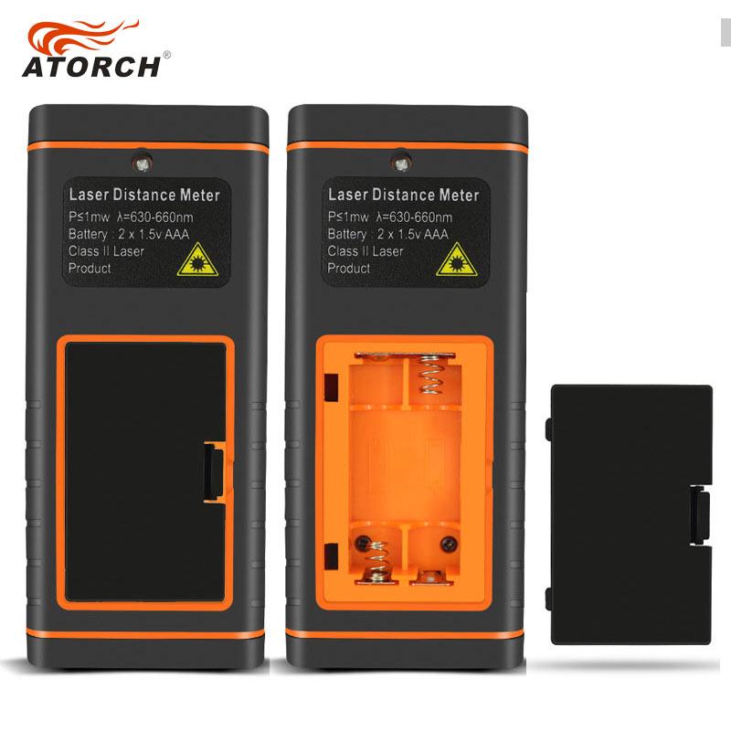 ATORCH 60M digitális lézer távolságmérő távolságmérő - Mérőműszerek - Fénykép 4