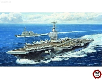05739 1/700 American Navy Nimitz CVN-68 2005 Model Kits