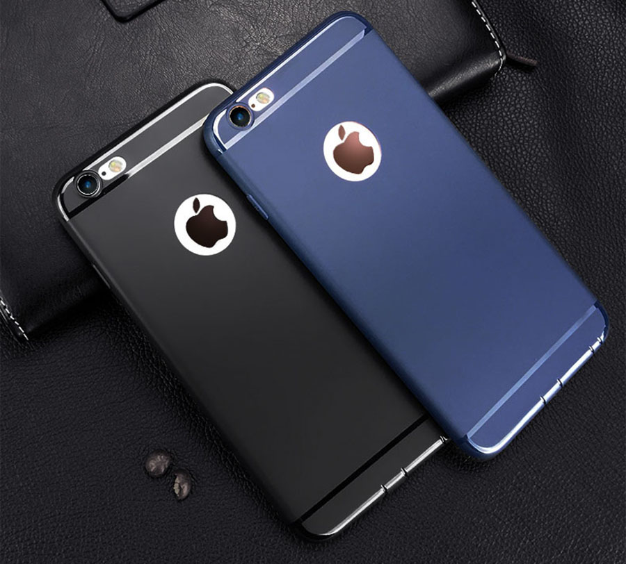 Noble quality Phone Cases for iphone 5s 5 SE 6 6s 6plus cases Full Cover Soft Silicon TPU Scrub case for iphone 7 7 plus PP case