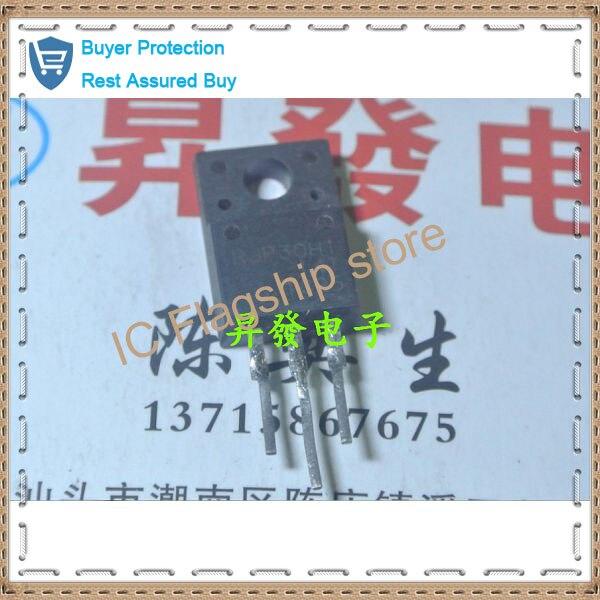 Fu electronic RJP30H1 import good teardown measuring plasma TV commonly used field effect tube