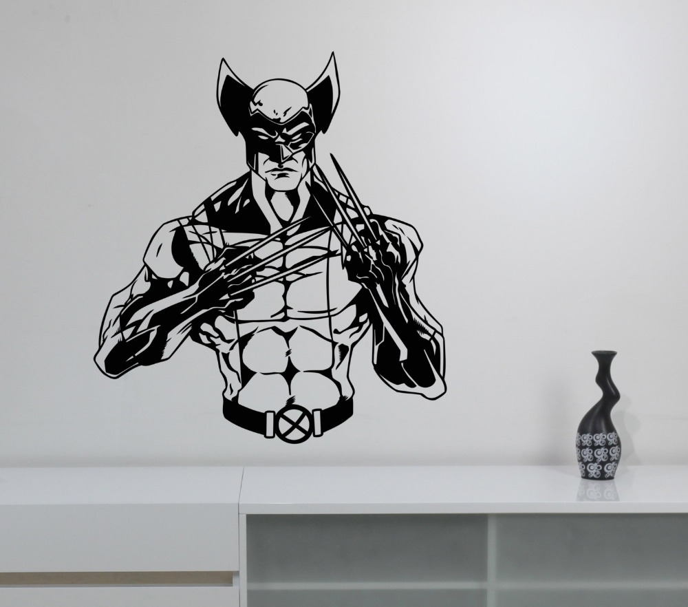 Marvel comics pegatinas compra lotes baratos de marvel for Stickers pared baratos