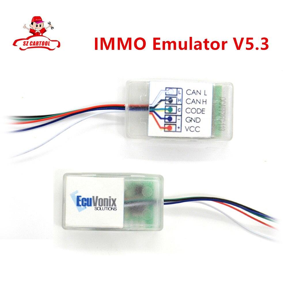 ФОТО UNIVERSAL IMMO & Sensor Occupancy Emulator V5.3 obd obdii obd2 obdi 2 scanner diagnostic tool tools