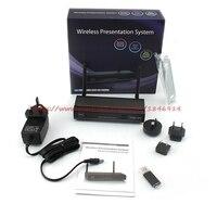 WGA 310 WPS беспроводной VGA/HDMI проекции шлюз передатчик видео HD проектор