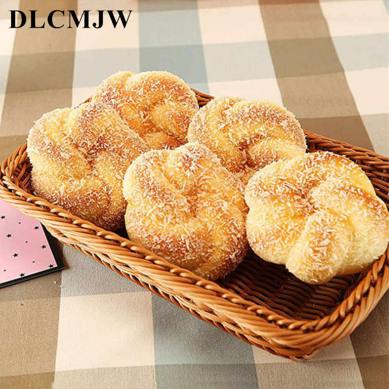 289b87cf3df Wholesale PU Fake Bread Artificial Foods squishy bread Festive Party Supply  Simulation Bread Model photography Fake Bread Props