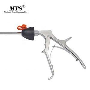 Image 5 - МТС Лапароскопические хирургические инструменты, эндоскопическая титановая заколка, приспособление для больничных хирургических комнат и медицинской практики обучения