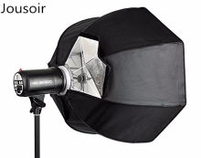 Octagon softbox parasol Softbox 120cm z mocowaniem bowensa do Speedlite Photo Strobe CD50 A(China)
