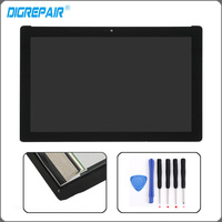 Black For ASUS ZenPad 10 Z300 Z300C Z300CG Z300M P021 LCD Display Panel Touch Screen With