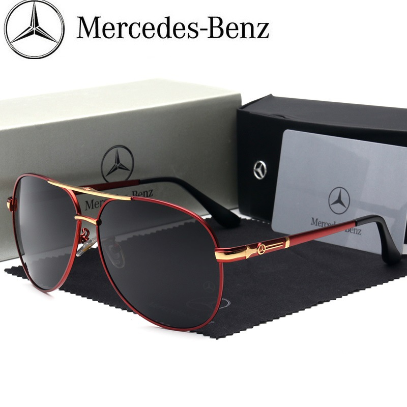 polarized mercedes benz sun glasses