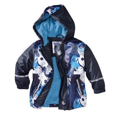 Diszipliniert Kinder Oberbekleidung Regenmantel Poncho Jungen Pu-leder Wasserdicht Winddicht Atmungsaktiv Jacken Mantel Plus Samt Kleidung