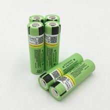 ncr18650pf 18650 battery 3.7V 10A 2900mAh 18650 Rechargeable Li-lon battery For Electronic cigarette 6PCS