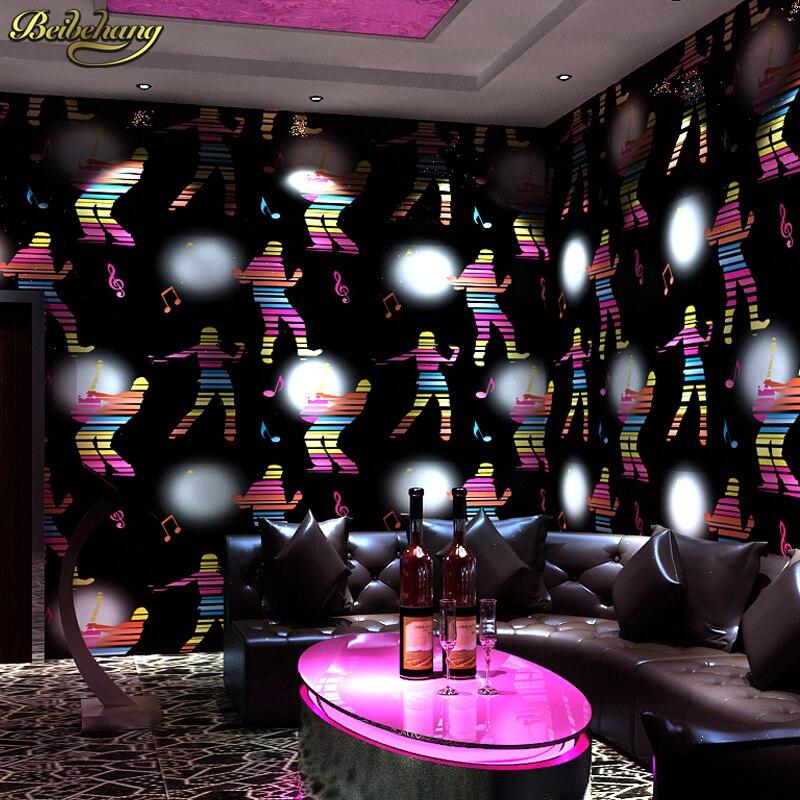 Beibehang fond d'écran or/papier peint feuille d'or et d'argent de haute qualité/papier peint rouge/papier peint floral de mode