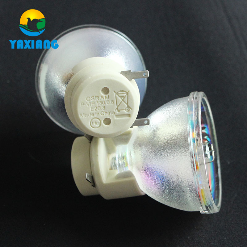 100% Original RLC-070 bulb Projector lamp fits for Dell 1420X VIEWSONIC PJD5126 PJD6223 PJD6353 PJD6353s PJD6653w PJD6653ws etc. original 5j j0605 001 bulb projector lamp fits for benq mp780st etc
