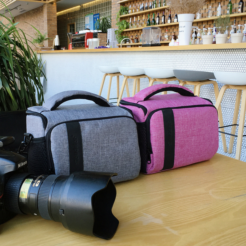 Waterproof Photo Camera Bag case For <font><b>Samsung</b></font> NX3000 NX2000 NX1000 NX1100 NX300M NX300 NX20 NX1 NX30 <font><b>WB1100F</b></font> WB1100 WB2100 GN100 image