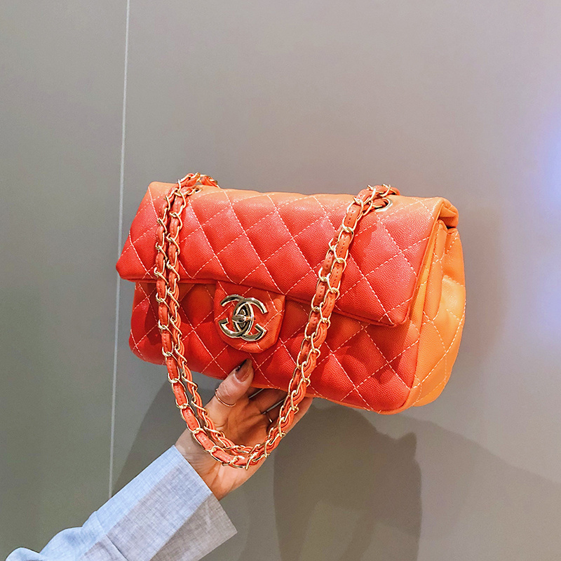 Youbroer marque de mode 2019 femmes Messenger sacs mode Mini coquille forme sac diamant grille modèle sac femmes épaule fourre-tout sacs