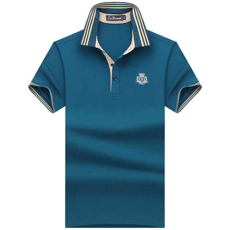 Fred Perry Pleat Back Tartan Pique Shirt in Blue Granite 3 sizes RRP £85