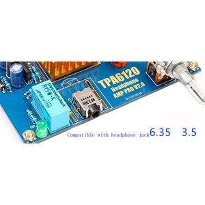 Image 3 - TPA6120A2 koniec wersja ateńskiej imperium gorączka najsilniejszy TPA6120 słuchawki wzmacniacza hifi wzmacniacz DIY zestaw A8 011