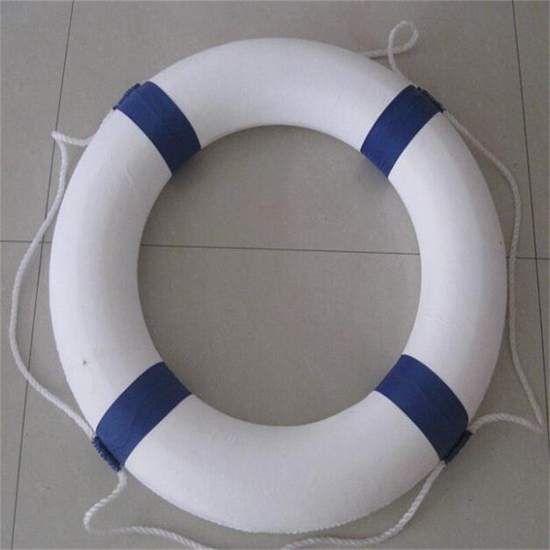 Enfants Anneau De Bain Bouée de Sauvetage Flottant Anneau Aisselle Mousse De Bain Tour De Natation Cercle Avec Corde