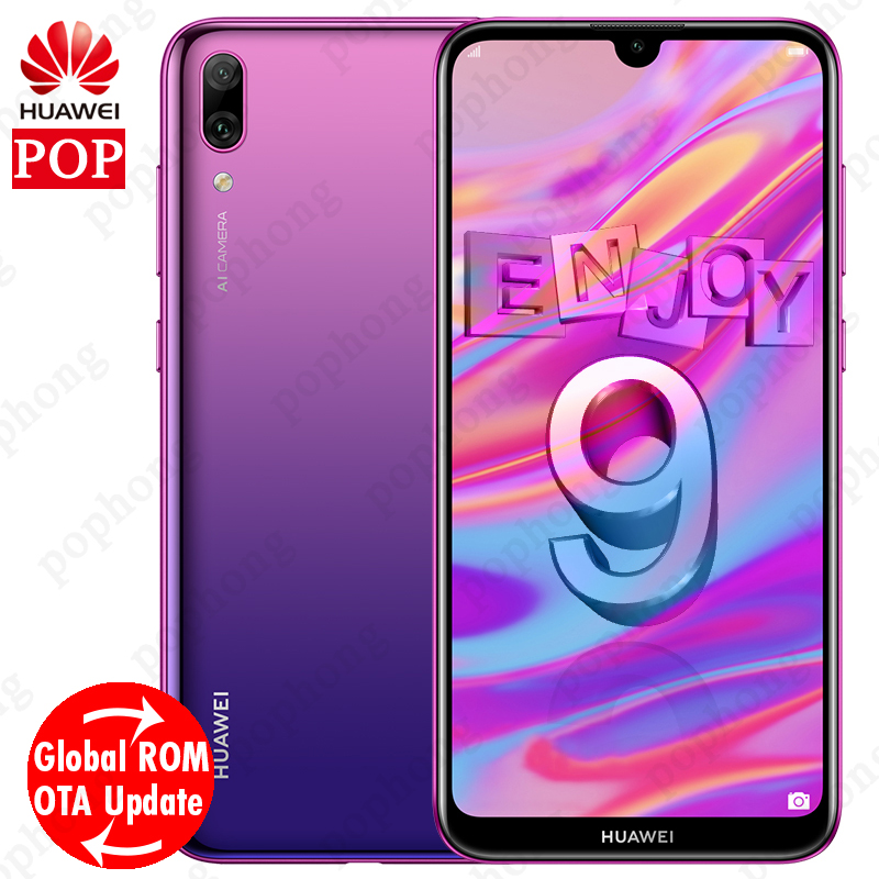 Huawei Snapdragon 450 Enjoy 9 Mobile-Phone Y7 32gb Octa Core Face Recognition 13mp New