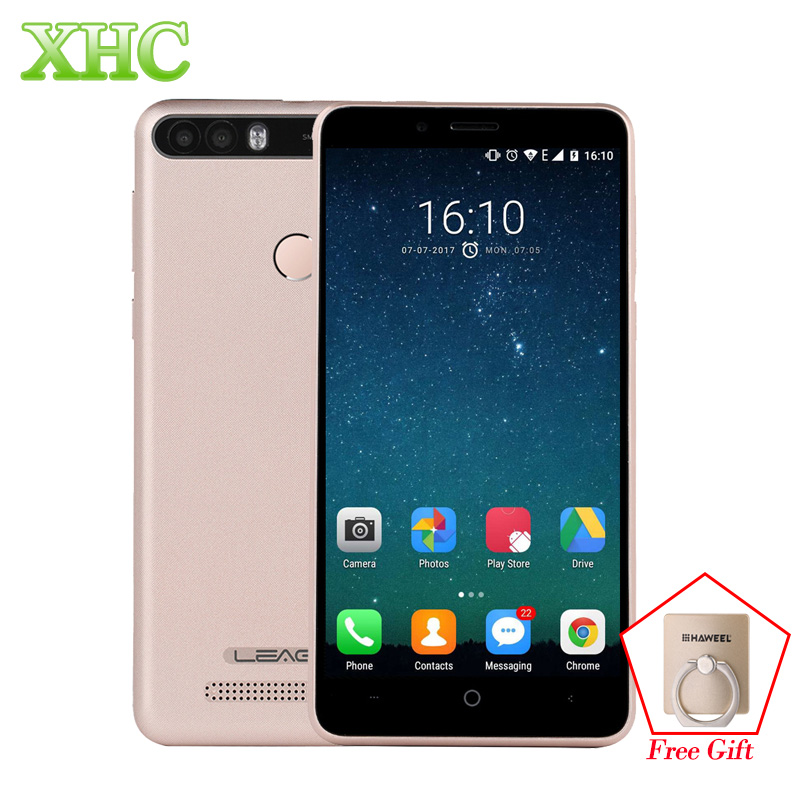 LEAGOO KIICAA POWER 5,0 ''Smartphone RAM 2 gb ROM 16 gb 8MP 5MP Kameras Fingerprint ID Android 7.0 Quad Core dual SIM Handy
