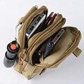 Pacote de cintura ao ar livre dos homens à prova d' água bolsa de moedas para o iphone 6 plus para samsung note 2 3 4 saco da cintura 1000d nylon militar * 35