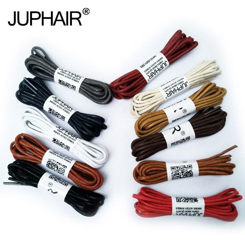 Calzado deportivo de cuerdas planas de los cordones de color caqui 2 pares para unisex yTQUDiL3