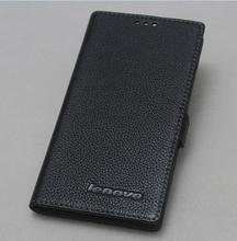 For Lenovo vibe Z2 Case Vibe Z2W Cover Flip Genuine Leather Cover For Lenovo K920 MINI