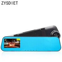 2018 Новый 3.9 «Автомобильный Авторегистраторы автомобиль зеркало заднего вида Full HD 1080 P Ночное видение Видеорегистраторы для автомобилей S-Video Регистраторы регистратор видеокамеры