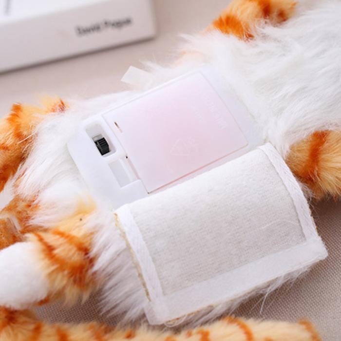Peluche Jouets hilarant et adorable pour chats