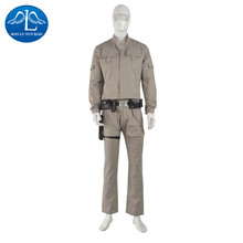 MANLUYUNXIAO New Fashion Men's Outfit Luke Skywalker Cosplay Costume For Men Hot Sale Wholesale Customize
