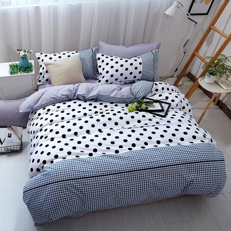 9 Wholesa Flamingo Bedding Set Cartoon Animals Duvet Cover King Queen Kids Bed Comforter Home Textile Panda Dog In Sets From Garden