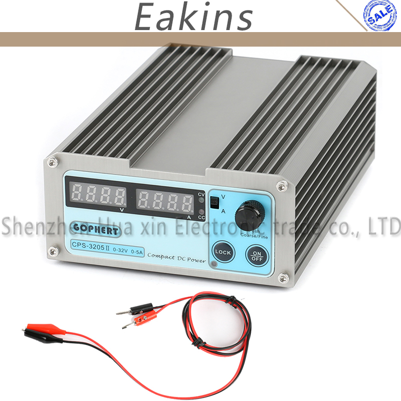 Precision Compact Digital Adjustable DC Power Supply OVP/OCP/OTP Low Power 32V 5A 30V 110V-230V 0.01V/0.001A EU cps 6005 mini digital adjustable switching dc power supply ovp ocp otp low power 60v 5a 110v 220v 28pcs laptop power adapter