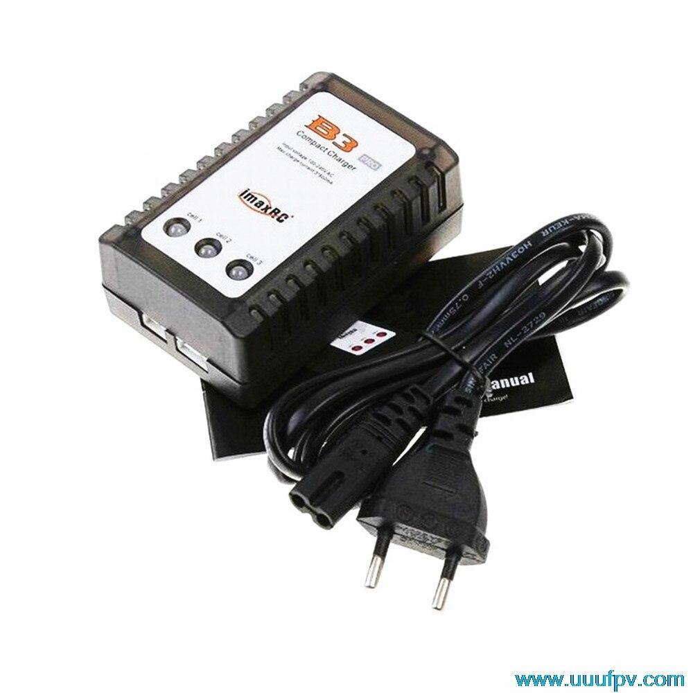 IMax B3 20 Вт 11.1 В 1.6a 2 S-3 S Lipo Батарея баланс Зарядное устройство для RC модель ЕС разъем