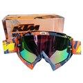 Nuevo 2016 ktm motocicleta gafas casco gafas gafas de moto moto de carreras de motocross glasse gafas de ciclismo al aire libre
