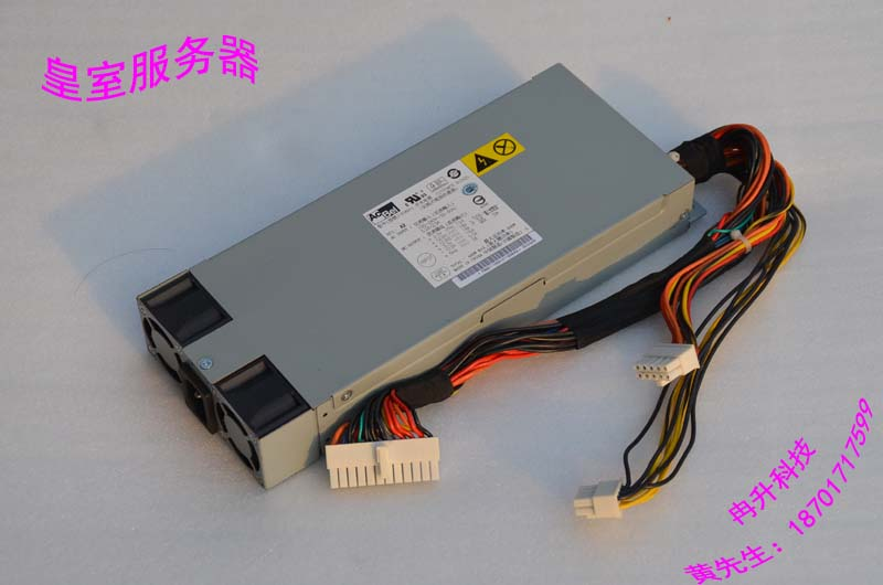 Acbel 400W FS6011 switched-mode power supply FOR DELL  F1CH 1U server power supply cps 6011 60v 11a digital adjustable dc power supply laboratory power supply cps6011
