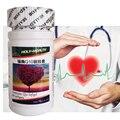 4 botellas/lot coenzima q10 Cápsula Blanda juventud mejora/antioxidante 300mgx60each Verde de Alimentos Saludables