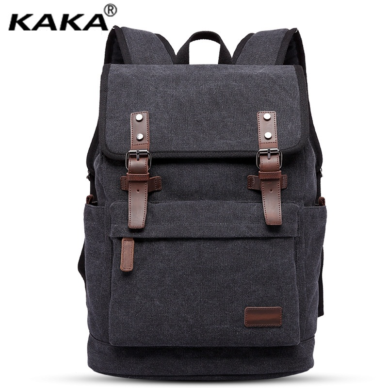 Vintage New School Backpack Women Schoolbag Back Pack Leisure Preppy Ladies Knapsack Laptop Travel Bags for Teenage Girls B50 brand fashion school backpack women children schoolbag back pack leisure ladies knapsack laptop travel bags for teenage girls