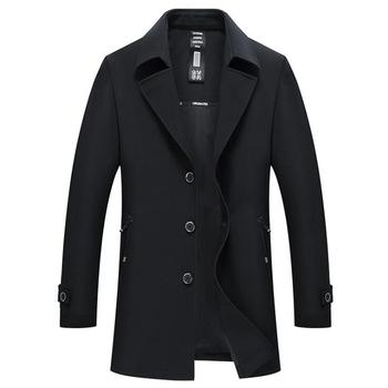 Fashion Men's Spring Autumn Casual Classic Jackets
