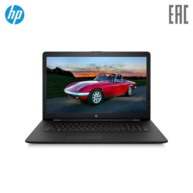 "Ноутбук hp 17-ak096ur 17,3 ""/A6 9220/4 ГБ/128 ГБ/Radeon R4/DVD-RW/ угольно-черный/Win10 (2WH03EA)"