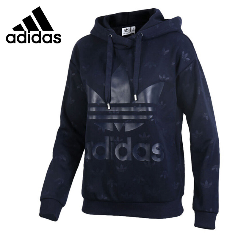 Original New Arrival 2018 Adidas Originals HOODED SWEAT Women's Pullover Hoodies Sportswear цены онлайн