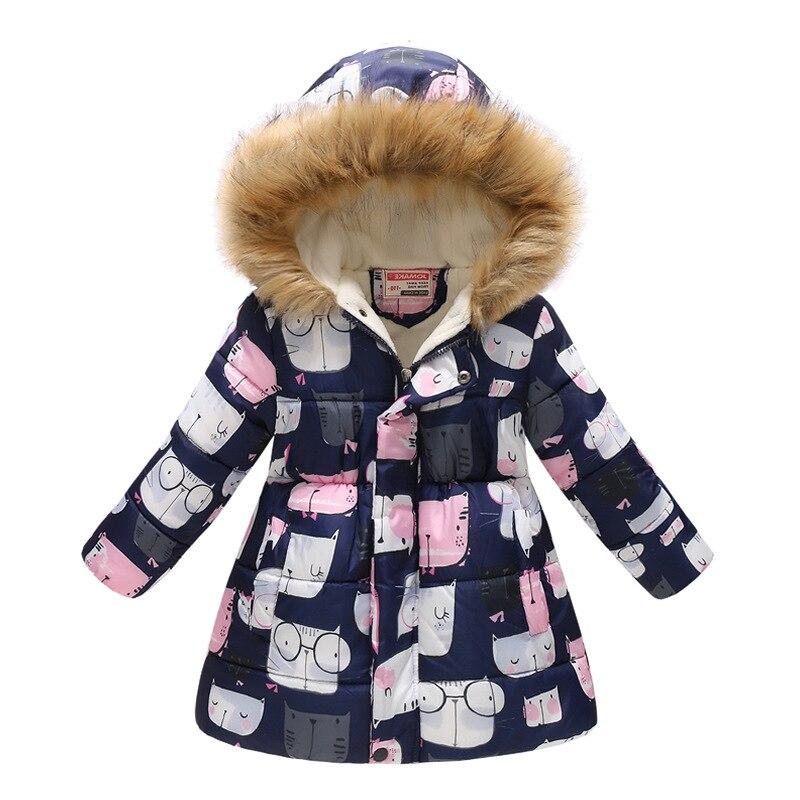 Nouveau-Né Bébé Garçon Fille à capuche manteau hiver chaud épais manteau veste vêtements US