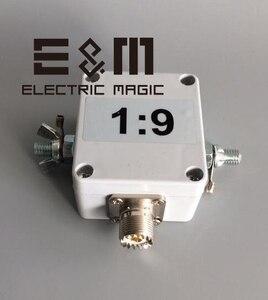 1:9 100 W Balun antenne ft817 kit de bricolage SW récepteur Radio à ondes courtes télégraphe AM QRP 7 10 14 Mhz émetteur récepteur