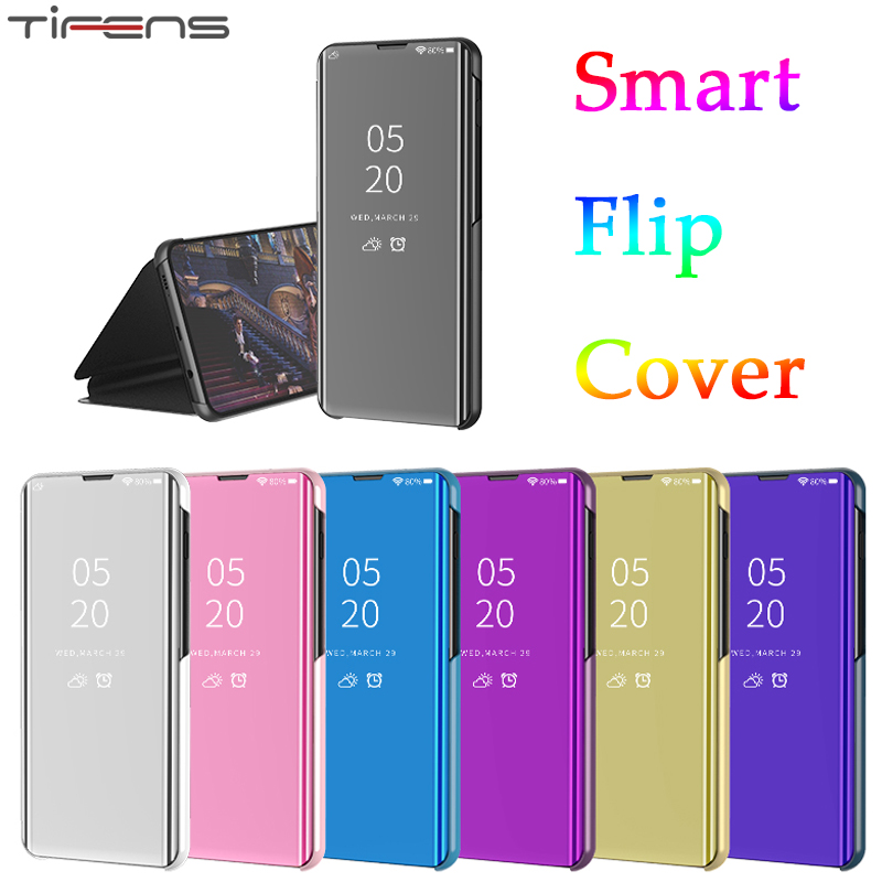 Luxury Touch Flip Stand Holder Case For Samsung Galaxy S6 S7 Edge S8 S9 S10 E Plus Note 8 9 M10 M20 Mirror 360 Full Cover S10ELuxury Touch Flip Stand Holder Case For Samsung Galaxy S6 S7 Edge S8 S9 S10 E Plus Note 8 9 M10 M20 Mirror 360 Full Cover S10E