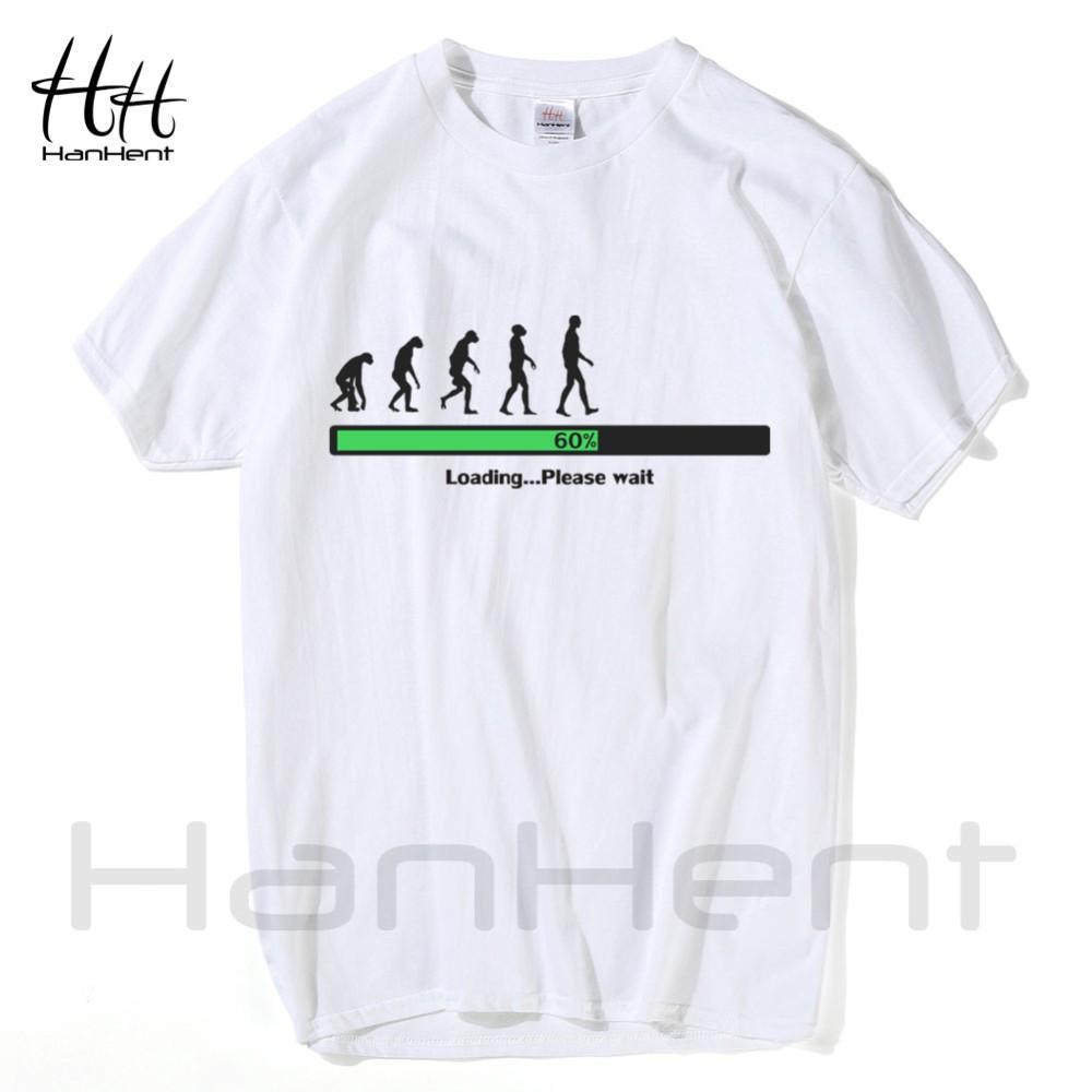 HanHent The Big Bang Theory T-shirts Men Funny Cotton Short Sleeve O-neck Tshirts Fashion Summer Style Fitness Brand T shirts 5