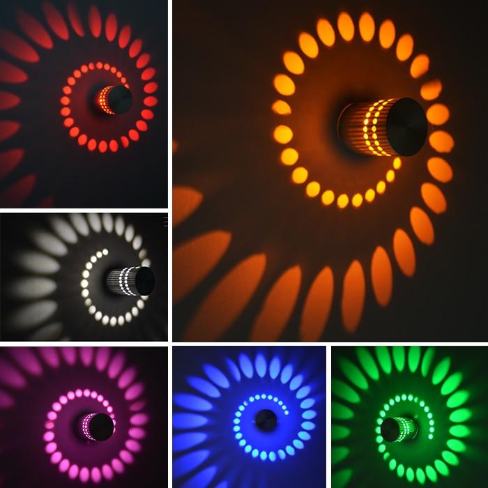 Ішкі жарықдиодты шамы 3W нүктелерді - Ішкі жарықтандыру - фото 5