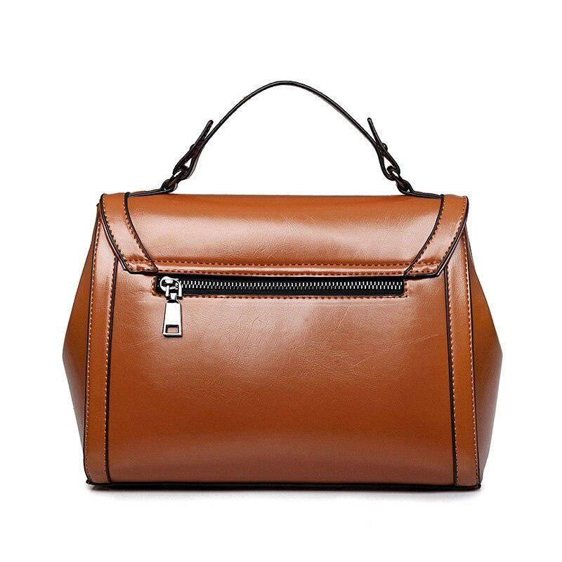 Gepäck & Taschen Abendtaschen 2019 Neuestes Design Frauen Holz Griff Handtasche Holz Clip Casual Schulter Tasche Diagonal Solide Farbe Vintage Tasche Umhängetasche